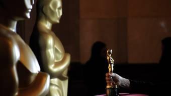 Hochspannung in Hollywood vor der Oscar-Verleihung