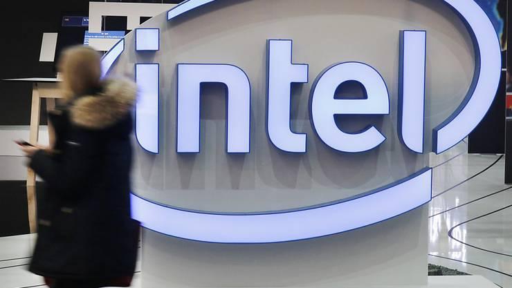 Die US-Steuerreform verursacht bei Intel einen einmaligen Abschreiber von 5,4 Milliarden Dollar. (Archivbild)