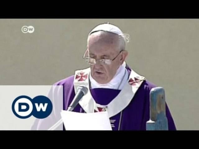 Papst Franziskus für sein Engagement um Europa mit Ehrenpreis ausgezeichnet