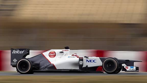 Nur noch ein Grand Prix in Spanien