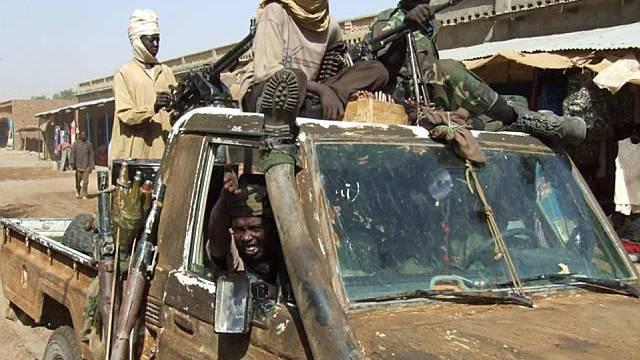 Schwere Kämpfe im Tschad