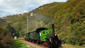 Historische Eisenbahnfahrten
