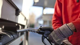 200 Liter Diesel wurden aus dem Tank abgezapft. (Symbolbild)