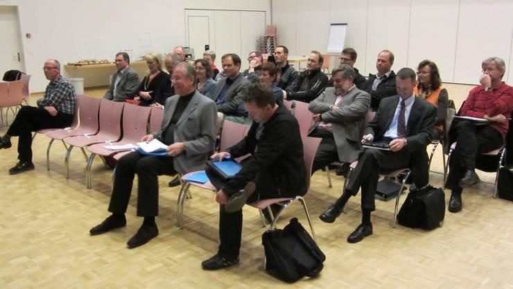 Die Mitglieder des Projektrates beschlossen einstimmig die Ja-Parole.