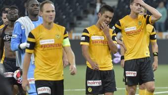 AS Monaco siegt in Bern gegen ein ineffizientes YB mit 3:1