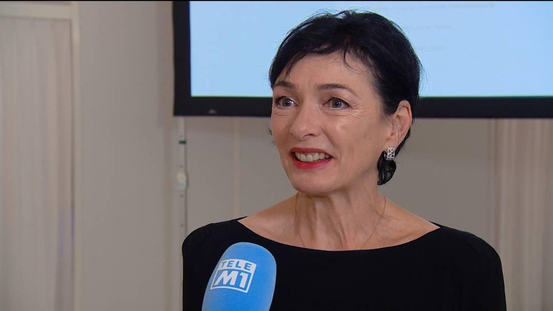 Marianne Binder (CVP): «Wir freuen uns sehr über diesen Trend»