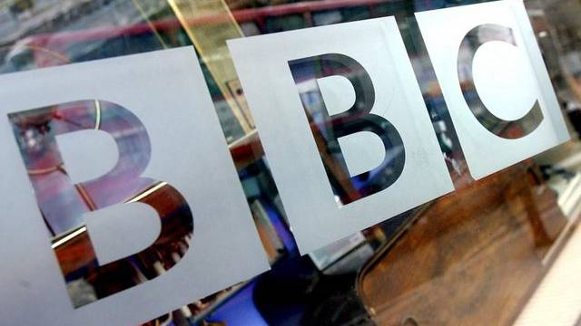 BBC-Logo in London (Archiv)