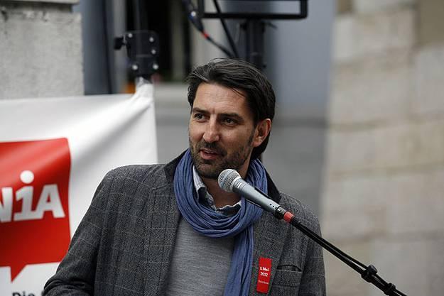 Ivica Petrusic, Vizepräsident Secondos Plus Schweiz