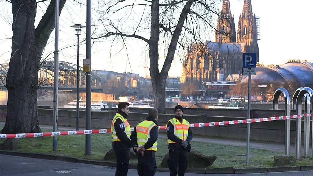 Bombenentschärfung in Köln: Büros mit 10'000 Beschäftigten geräumt