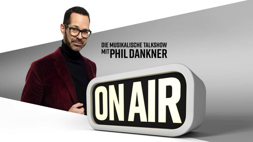 On Air - Die musikalische Talkshow