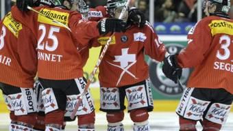 Schweizer holten 2:4 gegen Norwegen noch auf