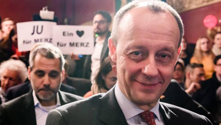 Friedrich Merz wird im April den Verwaltungsrat des Schweizer Schienenfahrzeugherstellers Stadler Rail verlassen.