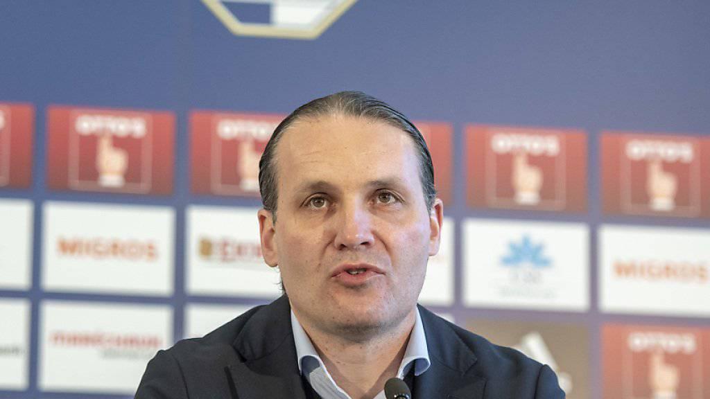 Luzerns Sportchef Remo Meyer nahm Stellung zur Entlassung von Trainer René Weiler