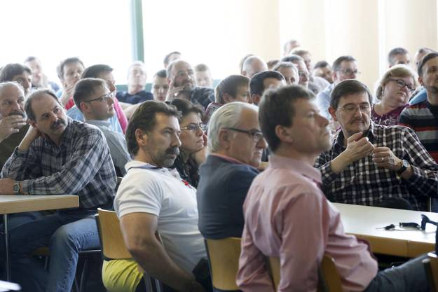 Scintilla-Betriebsversammlung