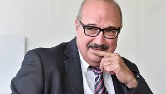 Kurt Henzmann, der ehemalige Gemeindepräsident Niedergösgen wurde nicht gewählt – auch wenn es keine Konkurrenz gab.