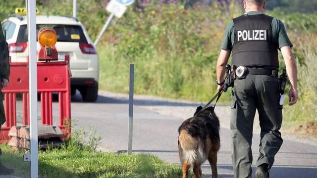 Die Sicherheitsvorkehrungen am Prozess in Düsseldorf sind gross