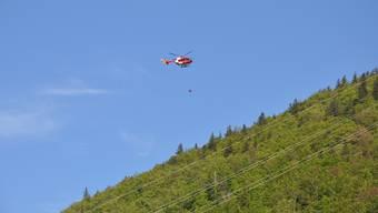 Der 27-jährige Schweizer war im Flug in Turbulenzen geraten und musste notlanden.