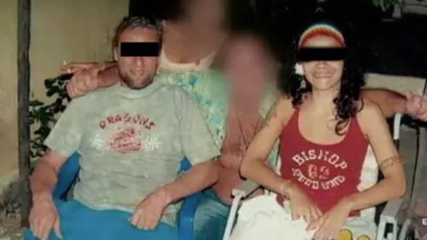 Bild aus alten Tagen: Der Aargauer und seine brasilianische Freundin.