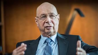 Fühlt sich als Schweizer: WEF-Gründer Klaus Schwab.