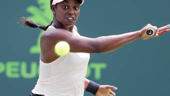 Sloane Stephens kämpft sich in Miami in den Final vor