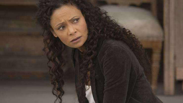 "Unter den Favoriten: Die Science-Fiction-Westernreihe ""Westworld"" mit Schauspielerin Thandie Newton erhielt 21 Nominierungen."
