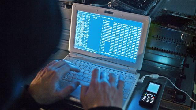 Internetkriminalität ist verbreitet - die Gefahr beim Surfen steigt (Symbolbild)