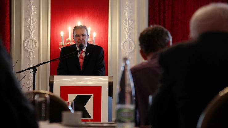 BEKB-CEO Hanspeter Rüfenacht