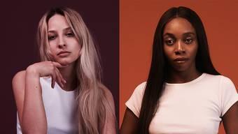 Switzerland's next Topmodel 2019: Die beiden Aargauer Kandidatinnen Jill und Maria