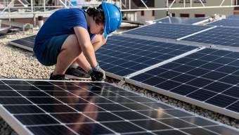 Die Stadt Dietikon wird erneut mit dem Energiestadt-Gold-Label ausgezeichnet. (Themenbild)