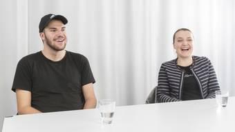 Der Dietiker Leandro Putzengruber (AL) und die Birmensdorferin Valeria Meier (EDU) kandidieren für den Kantonsrat.