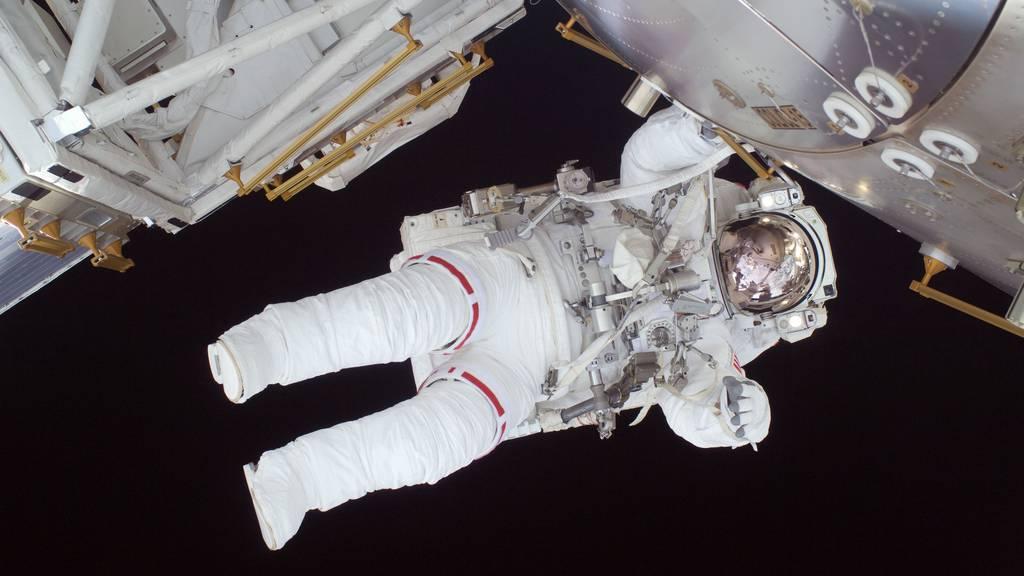 Immer im «Lockdown»: Was wir von Astronauten lernen können