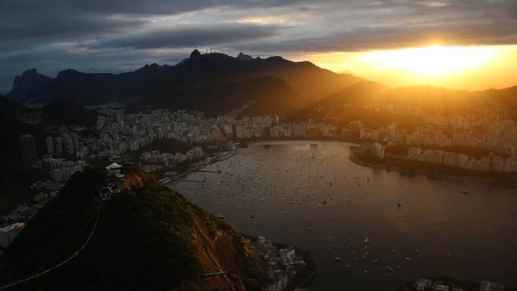 Nach fast einer Woche in Rio de Janeiro setzen wir unsere Reise fort in Richtung Norden.
