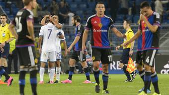 FC Basel - Maccabi Tel Aviv
