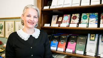 «Schokolade ist das tollste Lebensmittel überhaupt»: Maren Gnädinger, Geschäftsführerin des «Xocolatl».