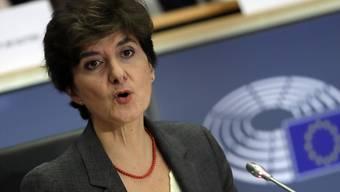 Die französische EU-Kommissionskandidatin Sylvie Goulard ist am Donnerstag in Brüssel vom EU-Parlament abgelehnt worden. Vergeblich hatte die Französin versucht, Zweifel an ihrer Integrität auszuräumen.