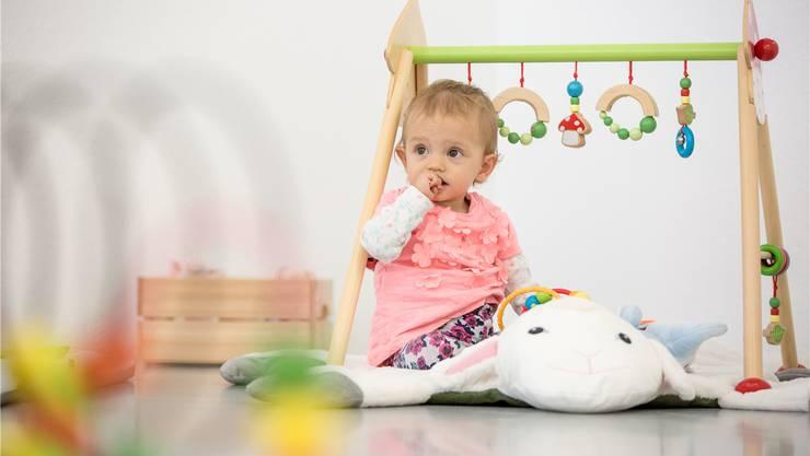 Maximal anrechnen lassen können Eltern Betreuungskosten von 100 Franken pro Tag, wovon Unterkulm bis zu 75 Franken übernimmt.