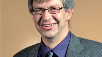 Vizeammann Daniel Mosimann peilt für die SP den Stadtammann-Posten an.