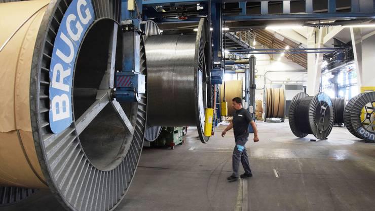 Der Kabelhersteller will in Brugg 120 Stellen abbauen.