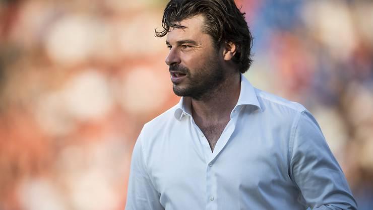 Ex-Aarau-Profi Ciriaco Sforza trainiert neuerdings den FC Wil
