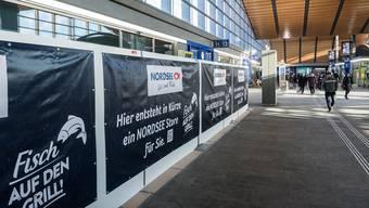 Hier wird am 27. Februar die Nordsee-Filiale eröffnet.