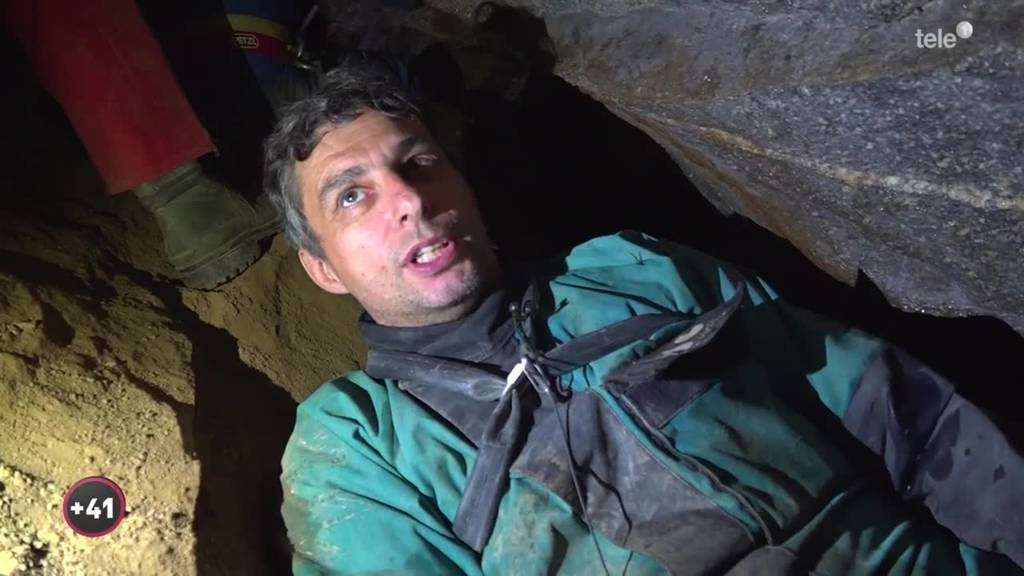 Die Höhlenretter