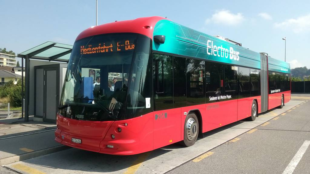 Fünf Batteriebuslinien gehen 2021 in Betrieb
