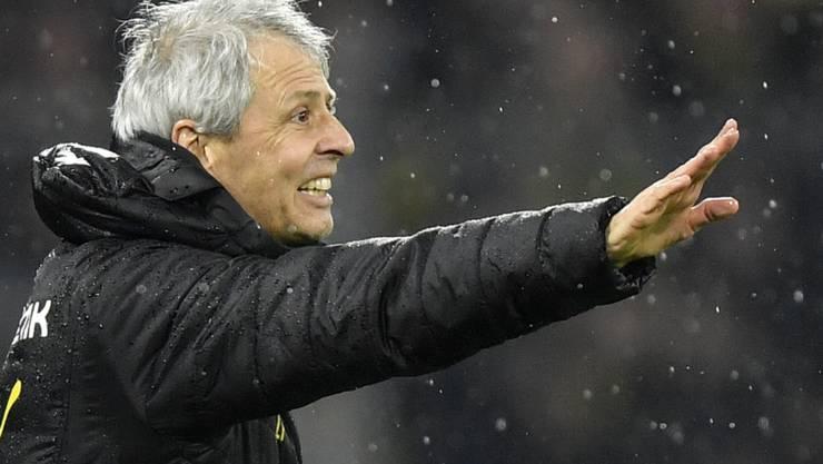 Lucien Favres Borussia Dortmund ist als Vierter in der Rolle des Jägers, welche der Mannschaft womöglich besser liegt als diejenige des gejagten Leaders wie im Vorjahr