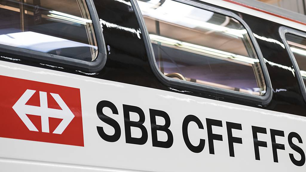 Tatort Intercity: In der Westschweiz sind zwei Passagiere eines IC von einem Mann angegriffen und verletzt worden. (Themenbild)