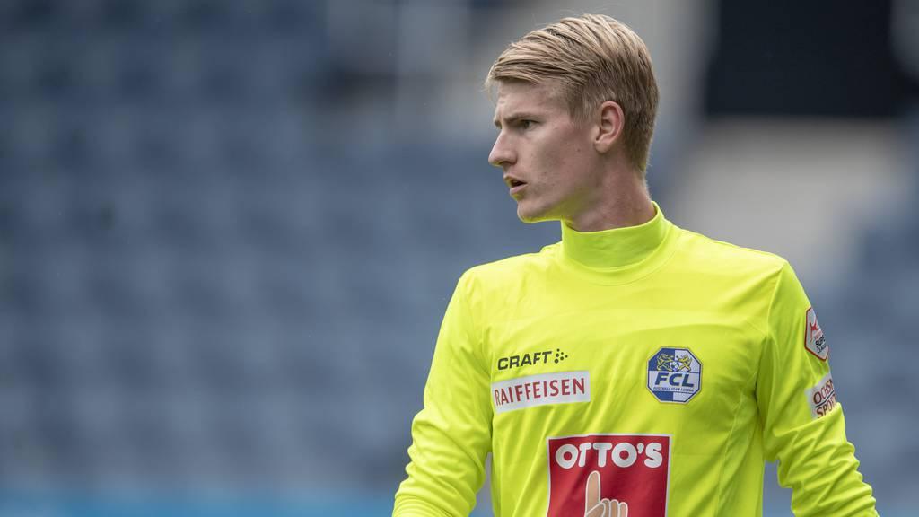 FCL-Ersatztorhüter Simon Enzler leihweise zu FC Aarau