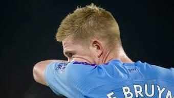 Tor und Vorlage: Kevin De Bruyne ist Manchester Citys Matchwinner im Hinspiel in Madrid