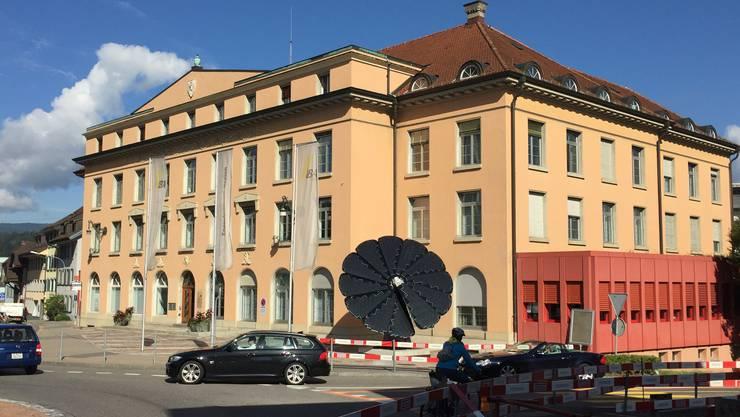 Mieter gesucht: Das bisherige IBA-Hauptgebäude an der Oberen Vorstadt.