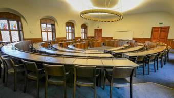 Bald sitzt hier der neu gewählte Kantonsrat. (Archivbild).