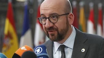 Belgiens Ministerpräsident Charles Michel hat am Freitag in Brüssel das britische Unterhaus aufgefordert, dem Vertrag für einen geregelten EU-Austritt zuzustimmen.