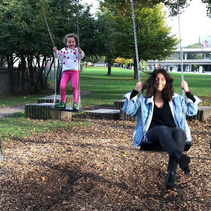 «Klettern, schaukeln, mit Wasser und mit anderen Kindern spielen»